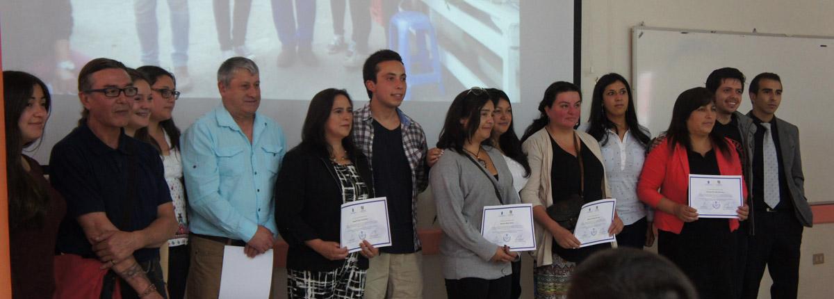 Con entrega de diplomas culminó el programa Aprendizaje Servicio de la Face